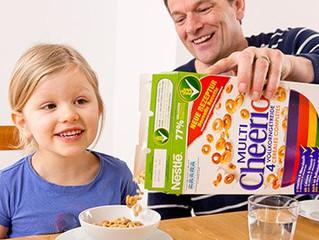 Dez dicas para uma alimentação saudável das crianças
