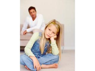 Crianças Tristes Precisam de Pais Atentos