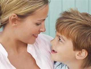 Como os meninos enxergam suas mães