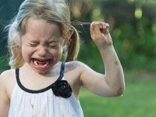 Como criar filhos sem chiliques, birras e acessos de raiva