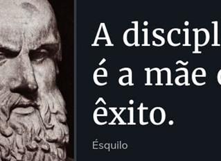 Você Sabe o Valor da Disciplina?