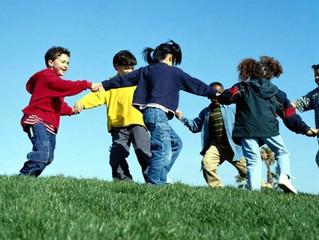 Brincadeiras para crianças e jovens