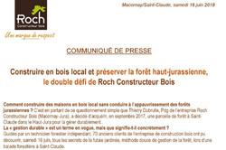 Relations presse de Roch C Bois
