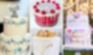 celebration cakes - The Cuppa Cakery