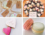 Wedding favours - The Cuppa Cakery