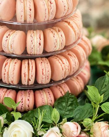 Wedding Macaron's