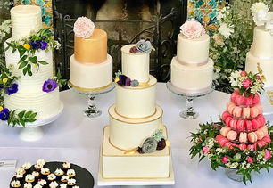 wedding cakes - The Cuppa Cakery Cornwall