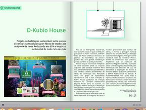 Matéria sobre D-Kubio House