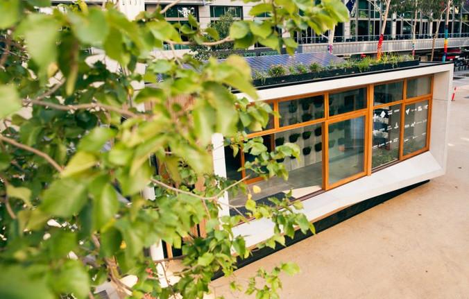 Casa Sustentável que gera energia