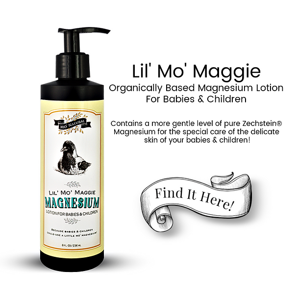 Lil' Mo' Maggie Collage front page copy