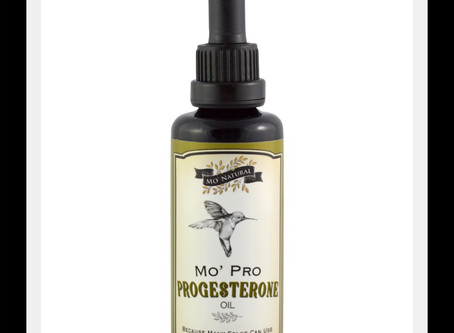 Our Latest Commercial for Mo' Pro Progesterone Oil!
