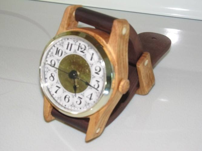 Watch Desk Clock