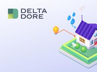 Zoom sur Delta Dore, le fabriquant Français du matériel homeus.