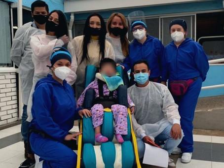 KitSmile y la Fundación Proyecto Unión unidos por la rehabilitación de niños con Parálisis Cerebral