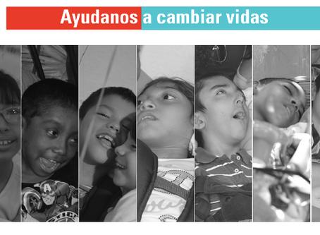 Colombianos inventan 'kit' para mejorar la vida de niños con parálisis cerebral