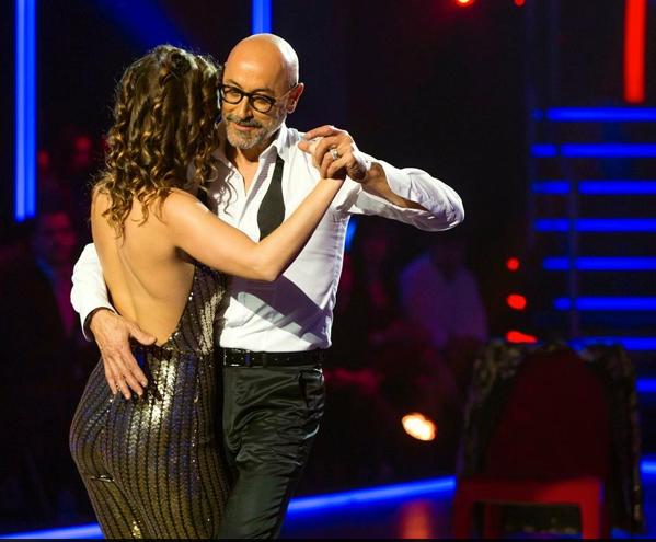 Kizomba com Joana Machado @ Dança com as Estrelas   31 Dezembro 2018