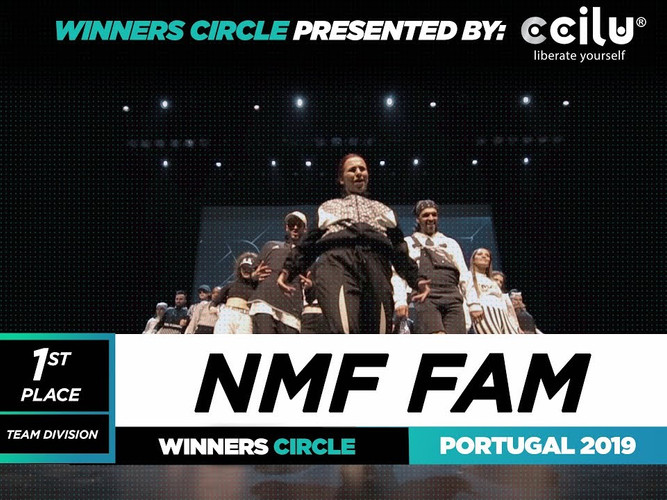 WOD 1º LUGAR NMF FAM