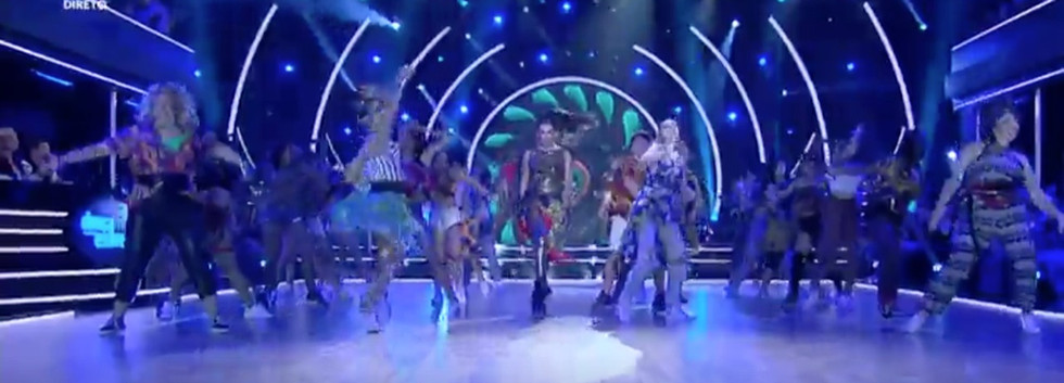 NEXT & Rita Pereira @ Dança com as Estre