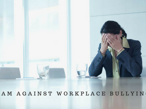 8 steps to take if you find yourself being bullied at work