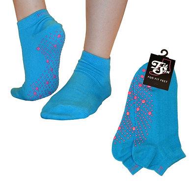 Blue Grip Socks