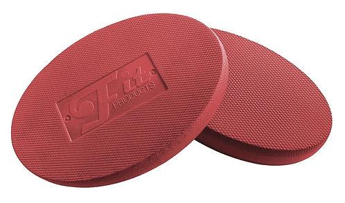 Red balance pads