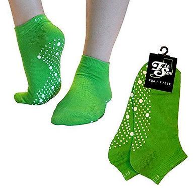 Green Grip Socks