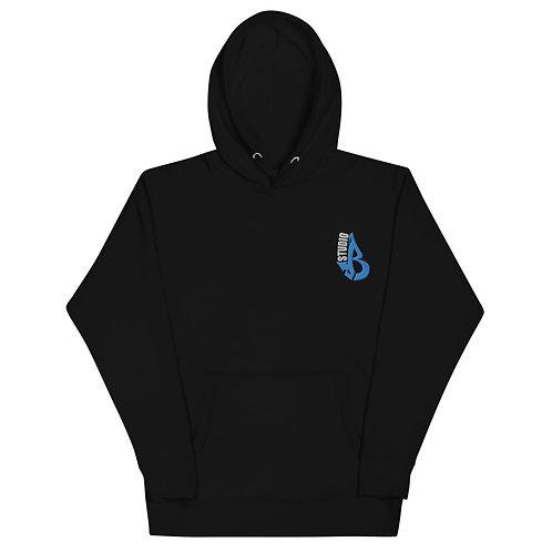 Embroidered Adult Unisex Studio B Sweatshirt