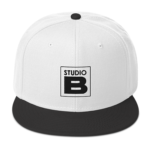Studio B Snapback Hat
