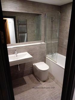 Brunswick Place, 2nd Bathroom
