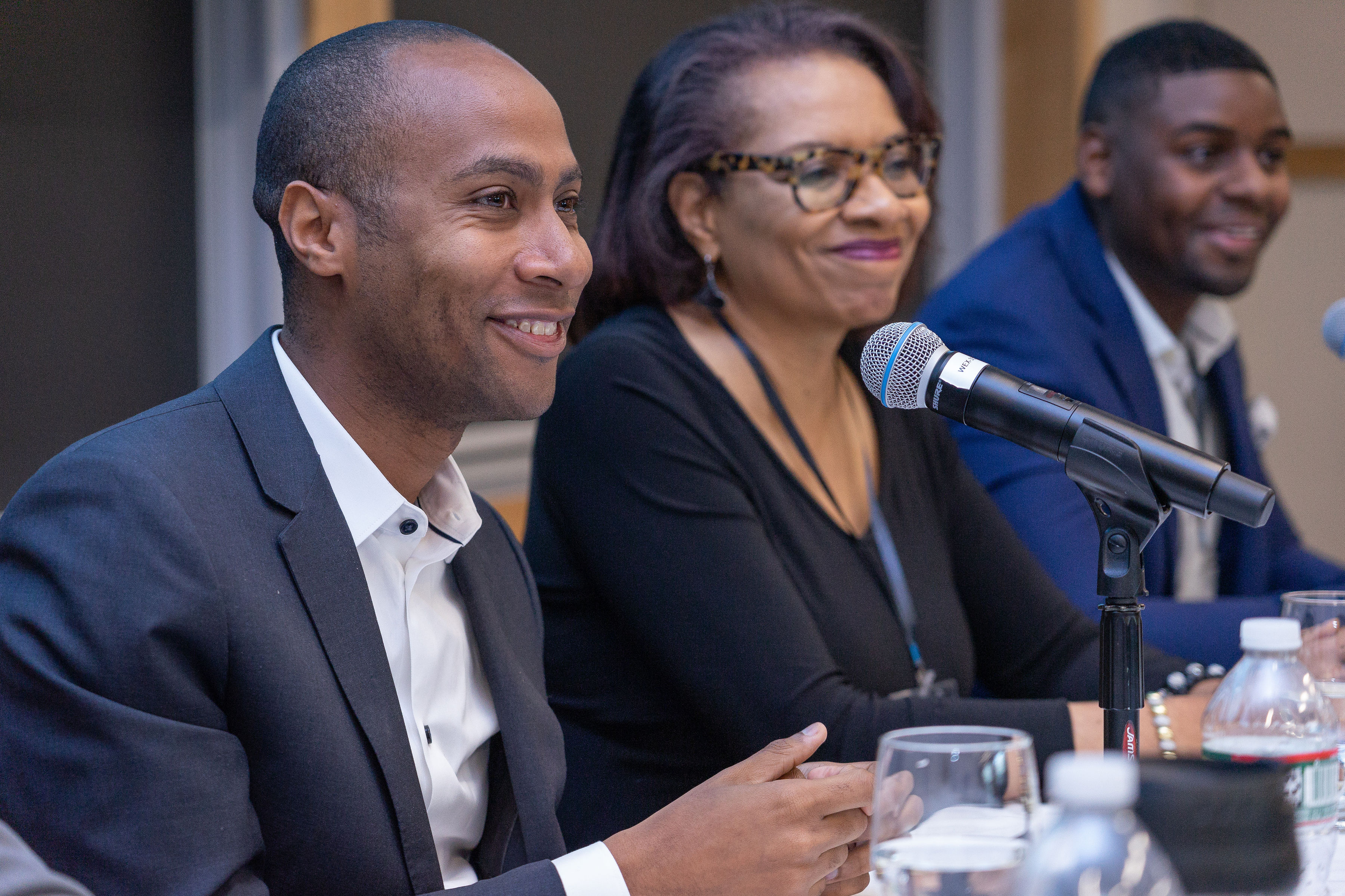 At the HKS Black Policy Summit