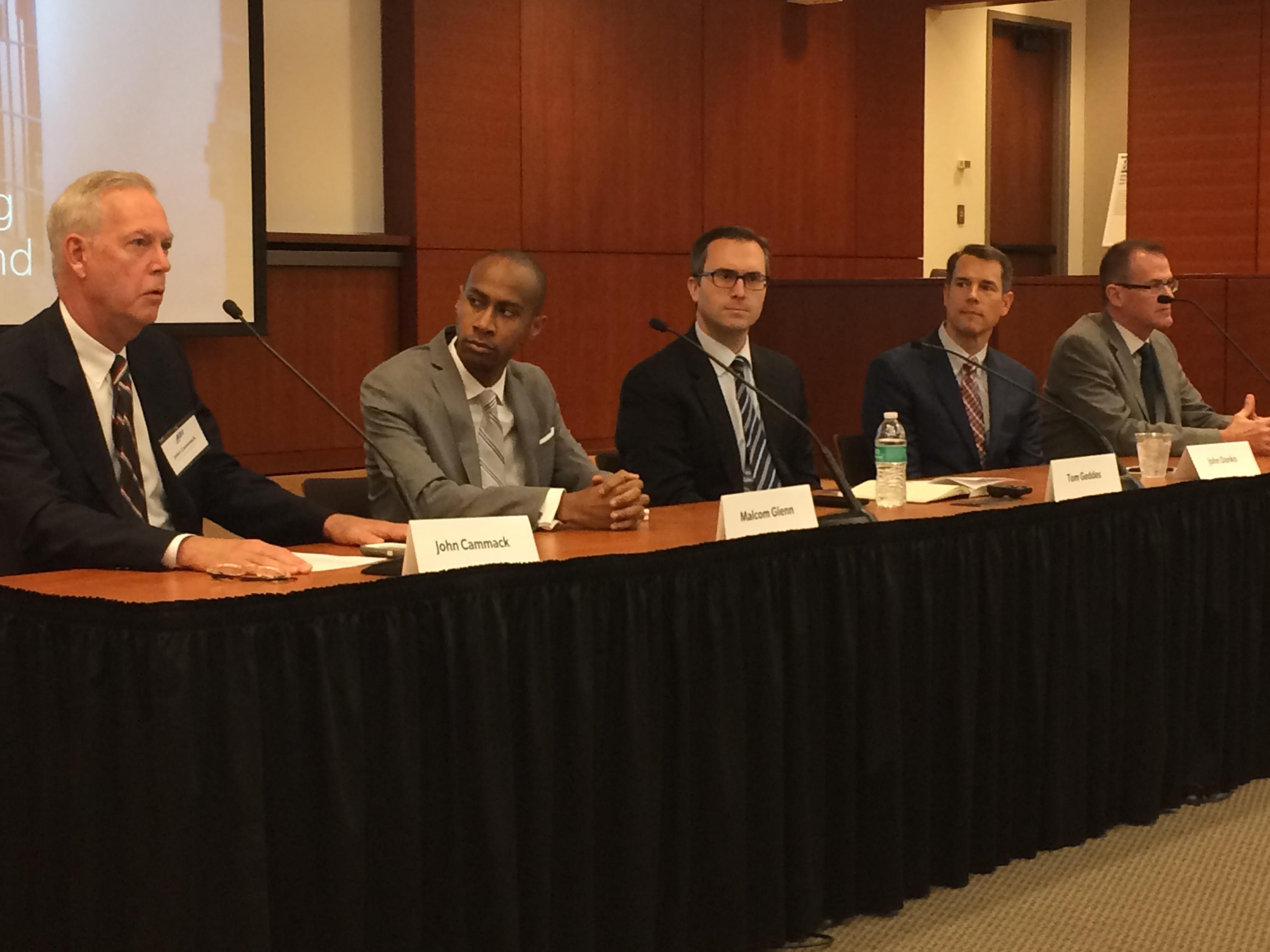 At MD criminal justice reform panel