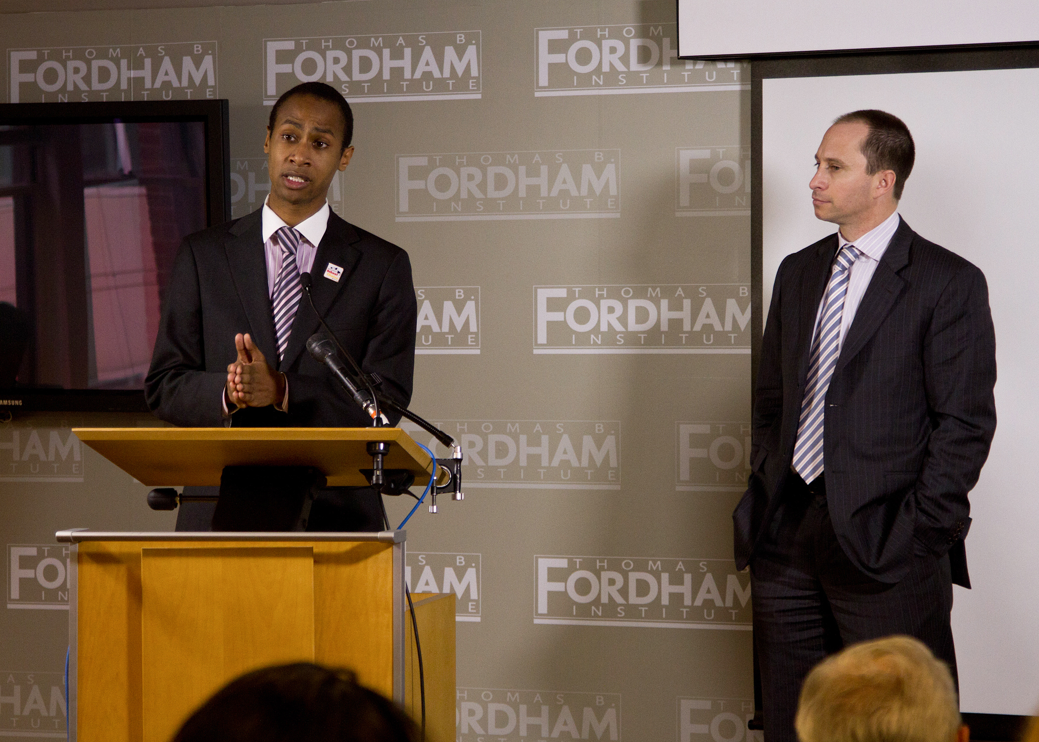 After being introduced at Fordham