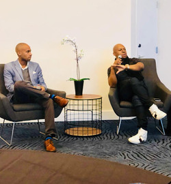 During a fireside chat with NUL