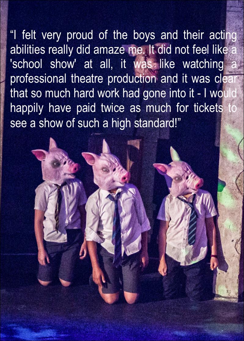 not school show