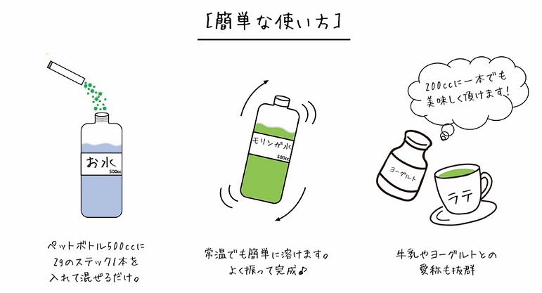 モリンガ茶の簡単な作り方