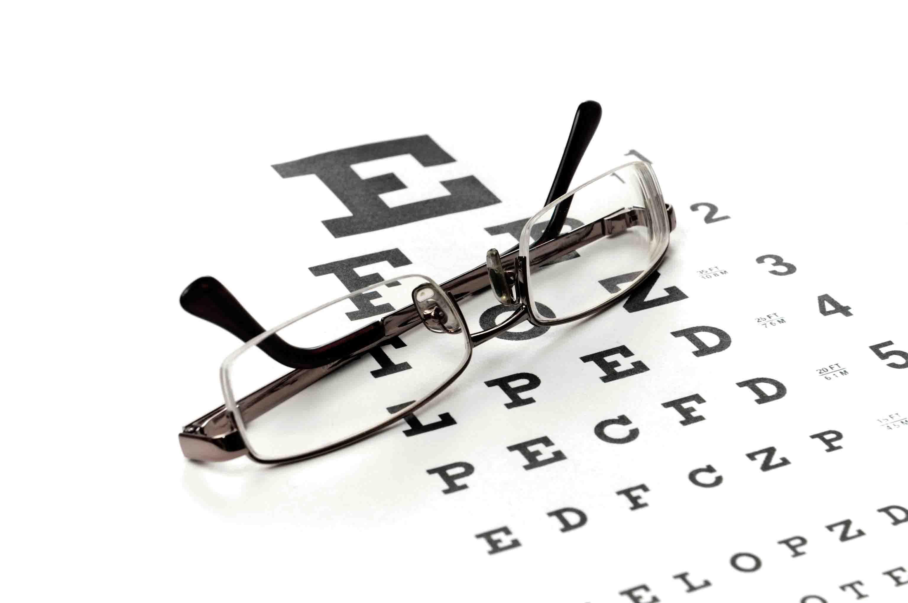 Óculos e refração