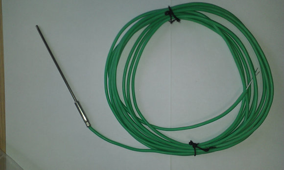 Термоэлектрический сенсор NiCrNi, D3/D6, кабель 5 м (датчик броневой Treston)