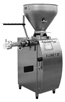 Вакуумный шприц F-Line F52