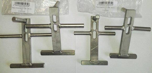Палец жерди нижняя часть, для VK01 (1-2 рамная камера)