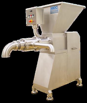 Пресс шнековый механической дообвалки SM 208