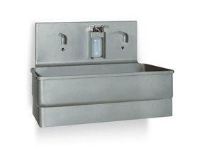 Раковина  для мытья рук на 2 места COD.11740