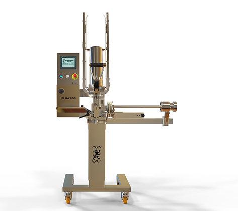 Полуавтоматический двухскрепочный клипсатор IC SA600-700