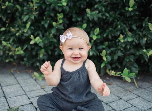 Edyn Grace - {9 Months Old}