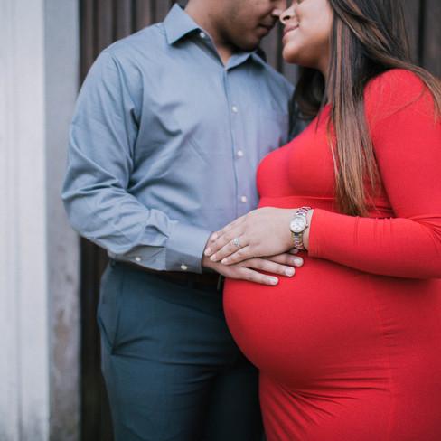Casado - {Maternity Session}
