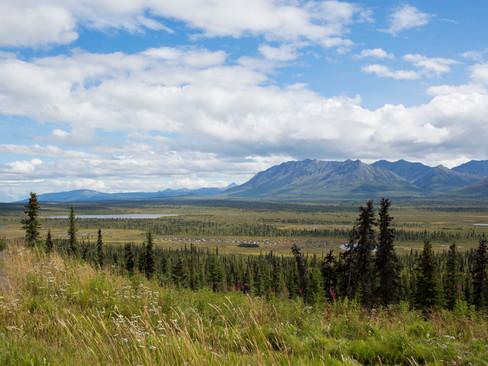 Driving the Glen Allen & Hiking the Matanuska Glacier! - {Living in AK}