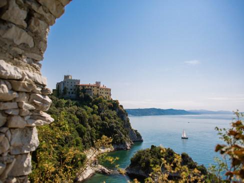 Castello di Duino & Castello di Miramare - {Living in Italy}