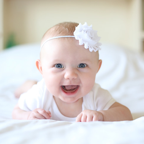 Leighlyn Rose - {4 Months Old}