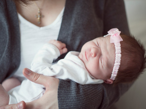 Baby Annalina - {Lifestyle Newborn}