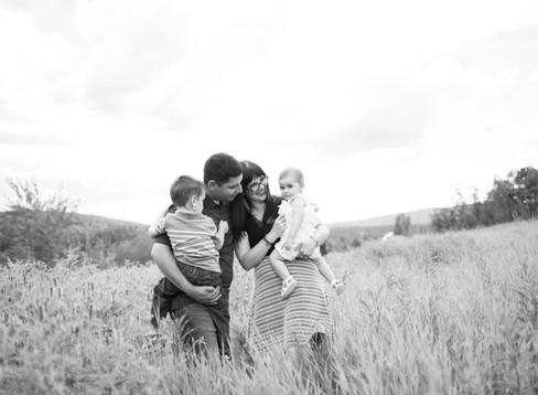 Moore - {Family Mini Session}