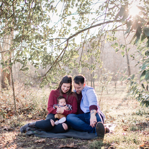Anderson - {Family Session}